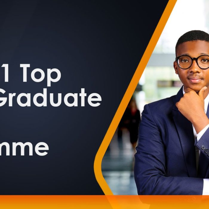 Introducing The 2021 Top Talent Graduate Trainee Programme